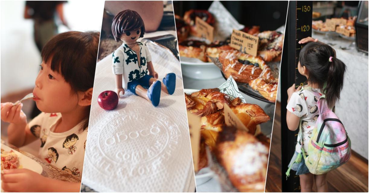 菲常宿霧◎2016夏‧親子遊學//質感兼具的美式早午餐Abaca' Baking Company