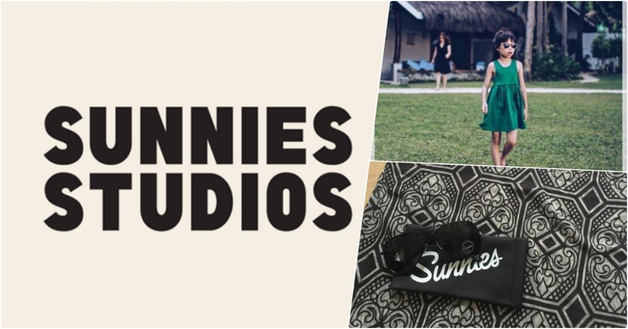 很有歐美時尚感《SUNNIES STUDIOS》到菲律賓必買的國民品牌太陽眼鏡