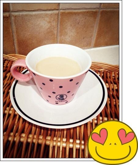 喝了會好幸福的鍋煮奶茶 (1)