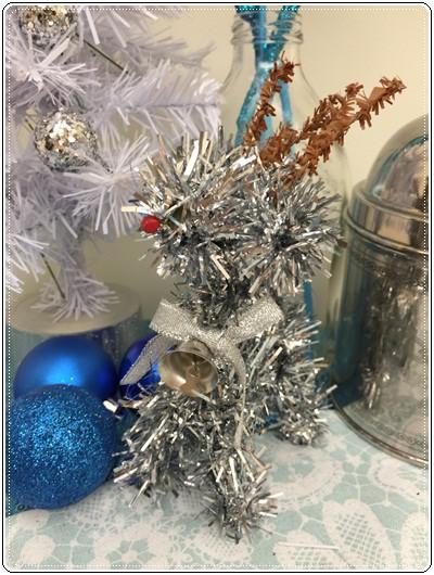 【小猴媽❤大創】聖誕節ㄟ居家佈置。拉哩溝~拉哩溝~歡迎來到艾莎女王的冰雪世界 (34).JPG
