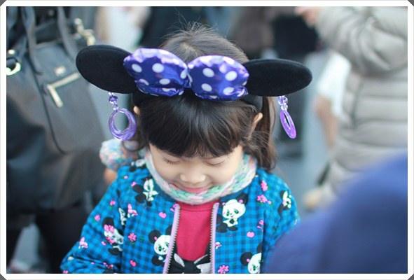2015冬遊日本。東京迪士尼樂園之安娜與艾莎的冰雪夢幻 (21).JPG