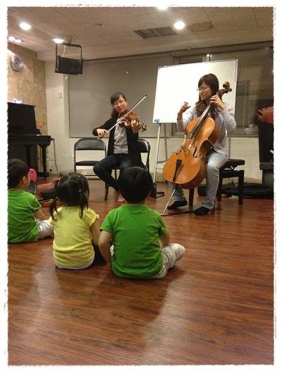 ﹝3Y9M3W3D﹞暢遊音樂王國 第一堂『小提琴與大提琴』@音樂理想國 (35)