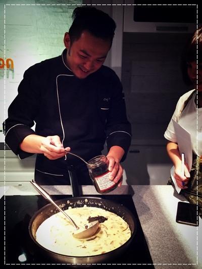 ﹝邀約﹞你知我知好學網◎『MARCO老師的義大利經典系列課程』第二季:道地起士白醬製作+松露野菇濃湯+焗烤海鮮筆管麵 (12).jpg