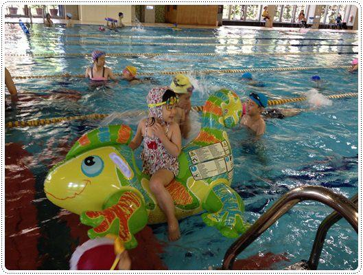 迎接夏天的來臨◎台北市兒童游泳教學&游泳池大評比 (73)