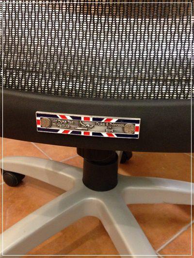 【小猴媽❤佈置】要舒適還是要外觀!宅男工程師最愛的OA辦公椅之選擇~鷹牌專業級椅群 THE OLDEST EAGLE BRITISH (15)