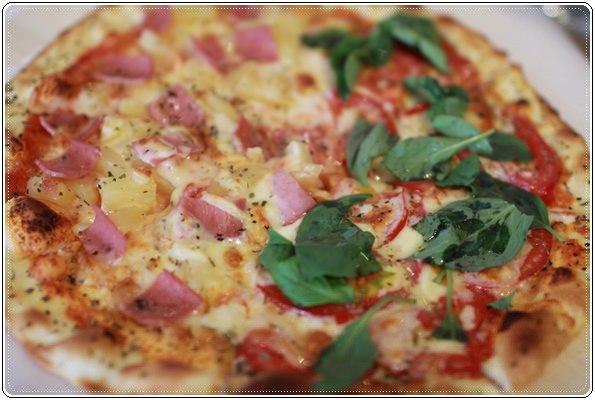 ﹝3Y11M3W2D﹞現做的就是好呷。義式手工窯烤披薩Pizza PARK (38)