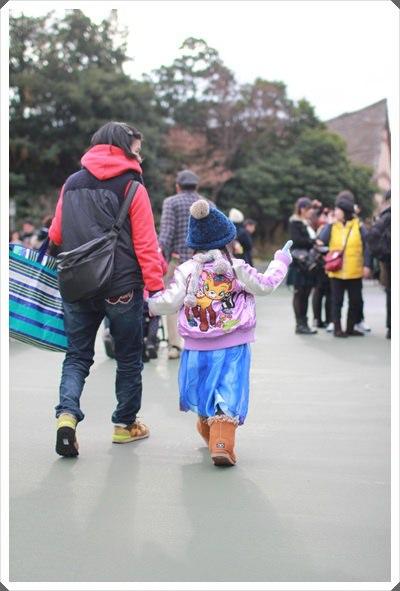 2015冬遊日本。東京迪士尼樂園之安娜與艾莎的冰雪夢幻 (70).JPG