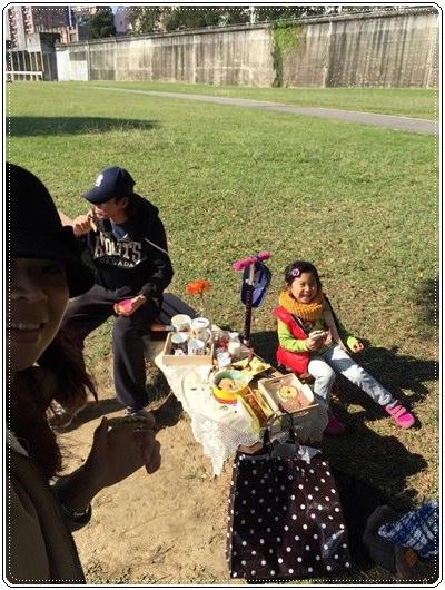 【小猴媽❤大創】轟金透ㄟ野餐日at 美堤河濱公園 (115)