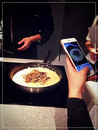 ﹝邀約﹞你知我知好學網◎『MARCO老師的義大利經典系列課程』第二季:道地起士白醬製作+松露野菇濃湯+焗烤海鮮筆管麵 (11).jpg