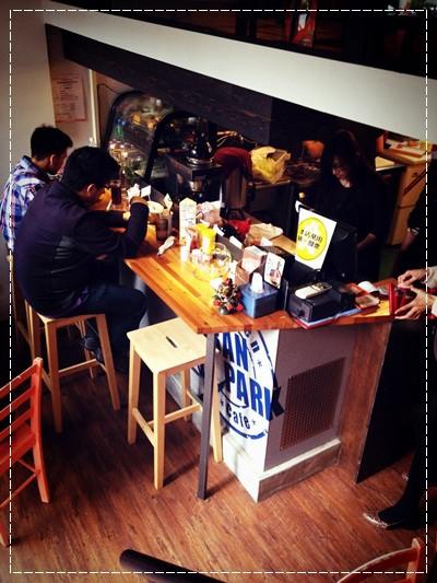 大碗又滿意的Urban Park kitchen & café都會享食 (14)