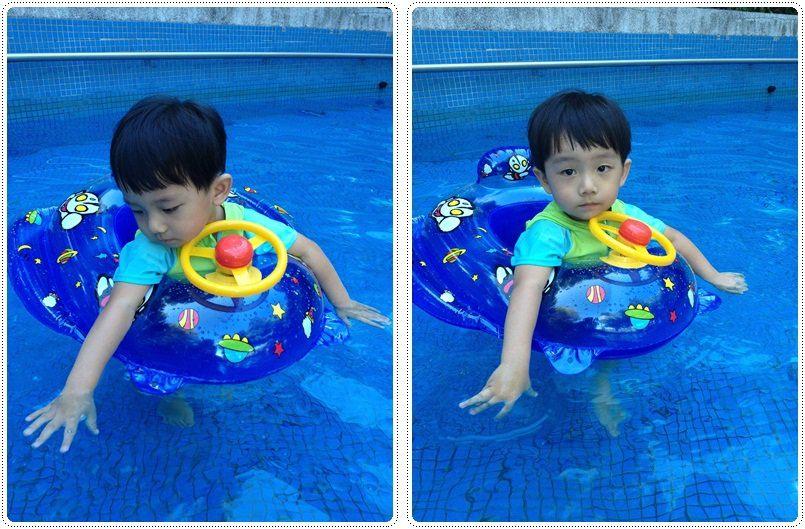 迎接夏天的來臨◎台北市兒童游泳教學&游泳池大評比 (43)