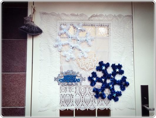 【小猴媽❤大創】聖誕節ㄟ居家佈置。拉哩溝~拉哩溝~歡迎來到艾莎女王的冰雪世界 (39)