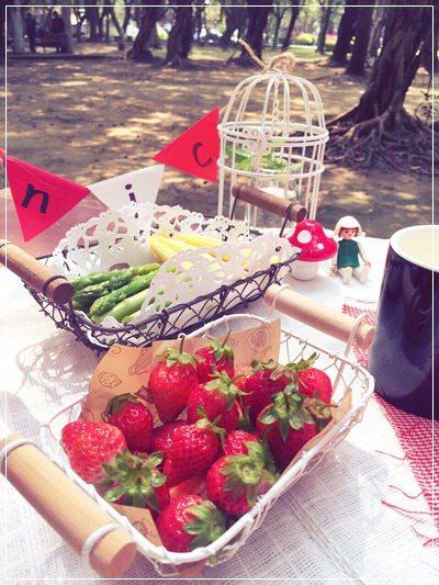 【小猴媽❤大創】 向璐露野的白色野餐派對及TLC台北野餐日致敬 at 玉成公園 (56).jpg
