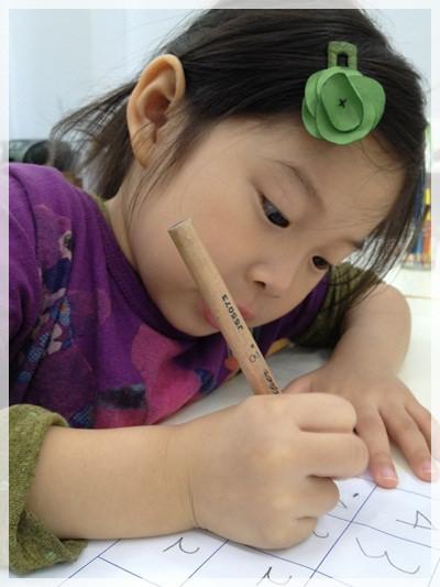 安娜愛上學✿‿✿五一勞動節。爸爸一起上工去~~ (3)