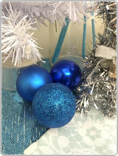 【小猴媽❤大創】聖誕節ㄟ居家佈置。拉哩溝~拉哩溝~歡迎來到艾莎女王的冰雪世界 (33).JPG