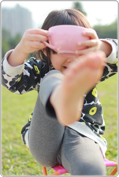 【小猴媽❤大創】 宛如夢幻婚禮般的粉嫩春日野餐 at 南港公園 (75).JPG