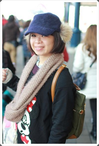 2015冬遊日本。六天3套保暖又好看的母女裝穿搭分享 (4).JPG