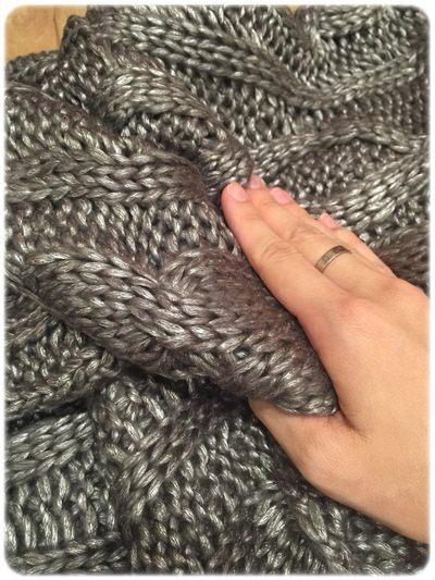 【小猴媽❤佈置】HOLA。溫暖直通心房的HH金屬光澤編織毯 (5).jpg