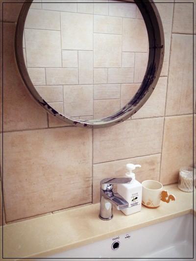 【小猴媽❤佈置】浴室裡頭的優良小物們 (23)