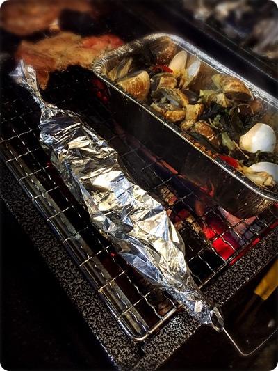 【小猴媽❤大創】10月份就是要擺顆南瓜才行之好有萬聖節氣氛的中秋烤肉節 (42).jpg