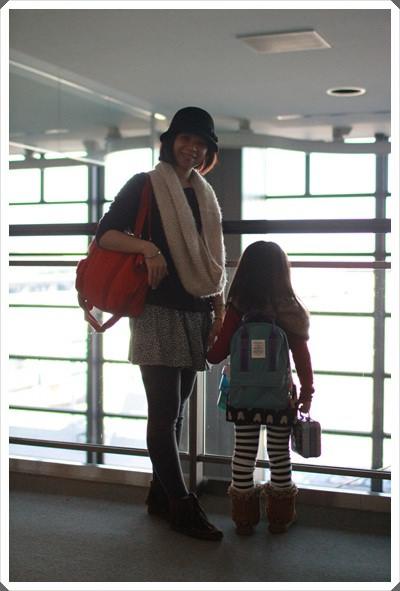 2015冬遊日本。六天3套保暖又好看的母女裝穿搭分享 (8).JPG