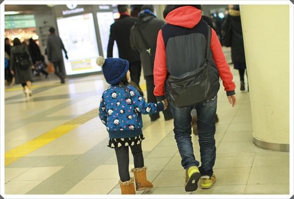 2015冬遊日本。東京迪士尼樂園之安娜與艾莎的冰雪夢幻 (7).JPG