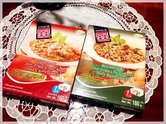 Kitchen 88泰式打拋雞肉咖哩炒蟹肉即食包 (1).jpg
