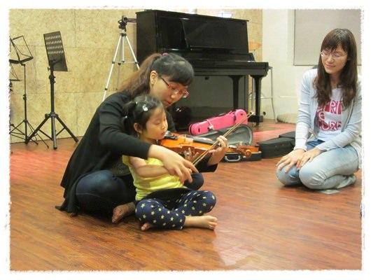 ﹝3Y9M3W3D﹞暢遊音樂王國 第一堂『小提琴與大提琴』@音樂理想國 (10)