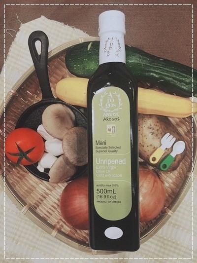 ﹝體驗﹞奧羅果 arogos頂級早熟成初榨橄欖油 (9)
