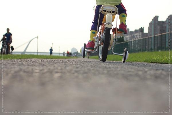 ﹝4Y8M4W2D﹞美堤河濱公園騎單車去 (32)