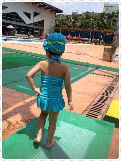 迎接夏天的來臨◎台北市兒童游泳教學&游泳池大評比 (100)