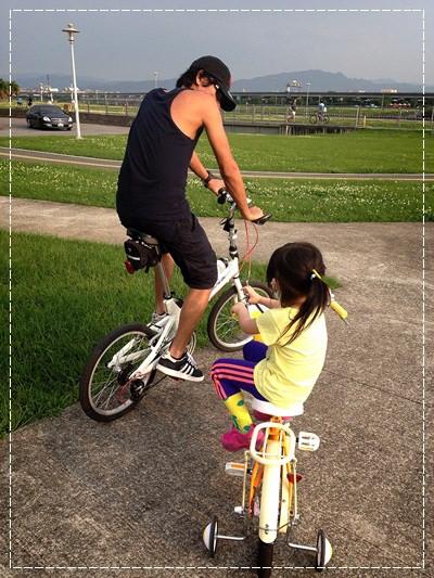 ﹝4Y8M4W2D﹞美堤河濱公園騎單車去 (77)