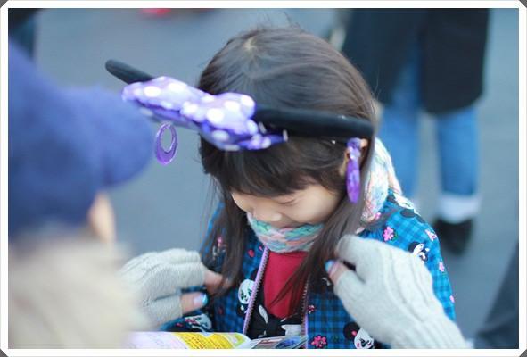 2015冬遊日本。東京迪士尼樂園之安娜與艾莎的冰雪夢幻 (20).JPG
