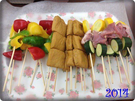 【小猴媽❤大創】10月份就是要擺顆南瓜才行之好有萬聖節氣氛的中秋烤肉節 (47)