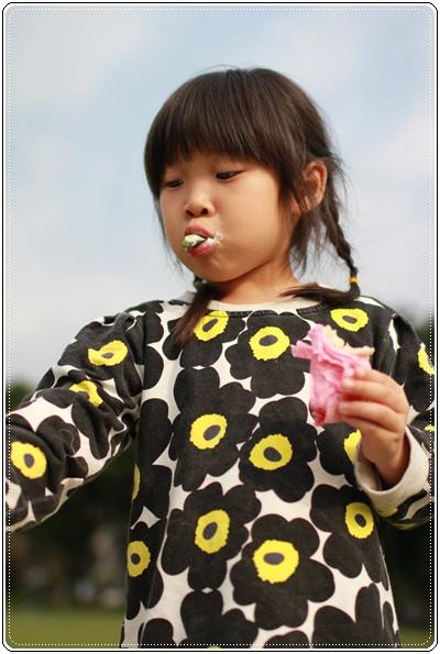 【小猴媽❤大創】 宛如夢幻婚禮般的粉嫩春日野餐 at 南港公園 (65).JPG