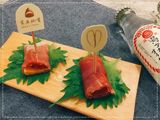 連挑嘴的鯊魚都愛ㄟ野生烏魚子。過年過節一定要來吃個烏魚子,不然哪叫過年!! (25)