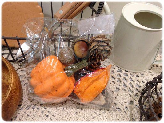 【小猴媽❤佈置】Natural Kitchen。屬於秋天的顏色(內含萬聖節季節性商品) (7).JPG