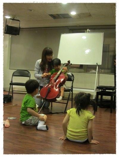 ﹝3Y9M3W3D﹞暢遊音樂王國 第一堂『小提琴與大提琴』@音樂理想國 (13)