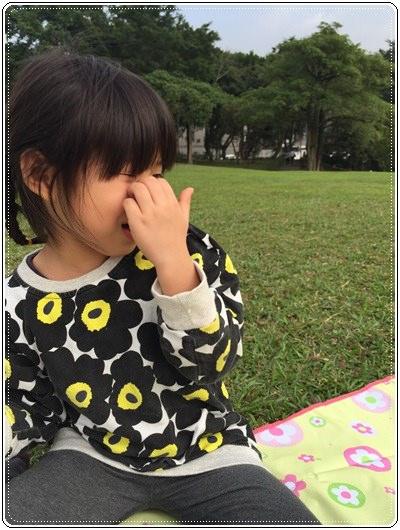 【小猴媽❤大創】 宛如夢幻婚禮般的粉嫩春日野餐 at 南港公園 (155).jpg
