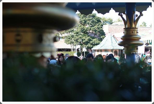 2015冬遊日本。東京迪士尼樂園之安娜與艾莎的冰雪夢幻 (49).JPG