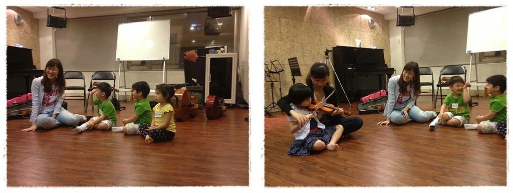 ﹝3Y9M3W3D﹞暢遊音樂王國 第一堂『小提琴與大提琴』@音樂理想國 (32)