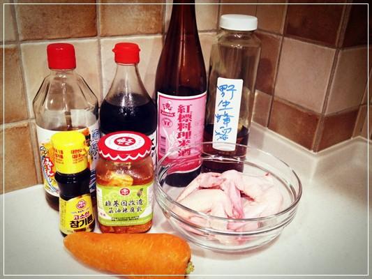 包準吮指又回味再三的蜜糖腐乳烤雞翅(一菜兩吃) (4).jpg