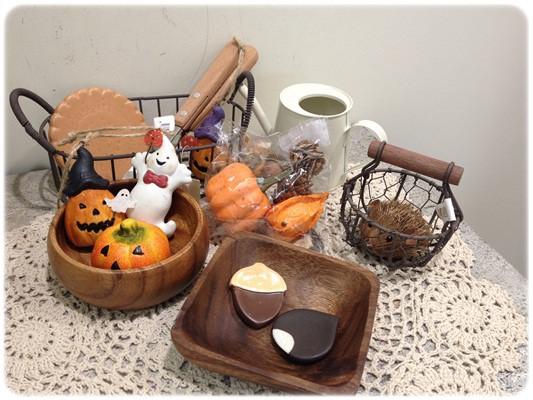 【小猴媽❤佈置】Natural Kitchen。屬於秋天的顏色(內含萬聖節季節性商品) (1).JPG