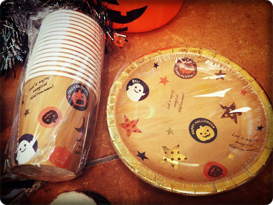 【小猴媽❤大創】10月份就是要擺顆南瓜才行之好有萬聖節氣氛的中秋烤肉節 (14).jpg