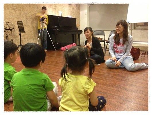 ﹝3Y9M3W3D﹞暢遊音樂王國 第一堂『小提琴與大提琴』@音樂理想國 (29)