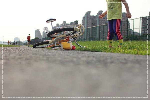 ﹝4Y8M4W2D﹞美堤河濱公園騎單車去 (37)
