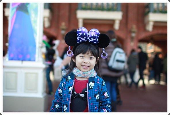2015冬遊日本。東京迪士尼樂園之安娜與艾莎的冰雪夢幻 (24).JPG