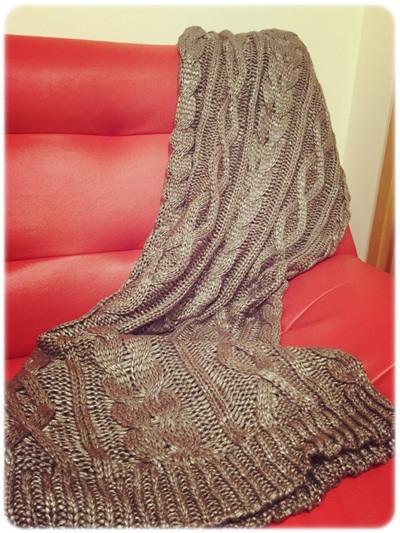 【小猴媽❤佈置】HOLA。溫暖直通心房的HH金屬光澤編織毯 (7).jpg