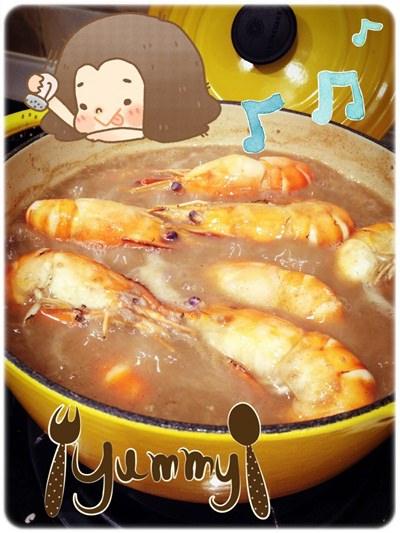 【小猴媽❤佈置】HOLA。讓蝦兵蟹將都好抖抖抖~ㄟ日本貝印蟹剪 (6).jpg