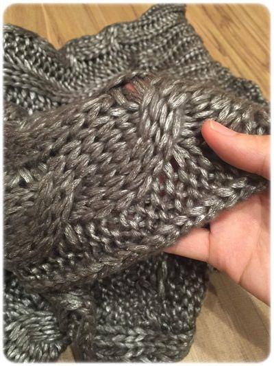 【小猴媽❤佈置】HOLA。溫暖直通心房的HH金屬光澤編織毯 (4).jpg